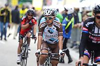 Betancur Gomez Carlos Alberto - Ag2r - 29.04.2015 - Etape 2 - Tour de Romandie - Apples / Saint Imier<br /> Photo : Sirotti / Icon Sport<br />  *** Local Caption ***
