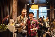 Josh Volk and  Eric Budzinski