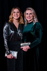 18-12-2019 NED: Sports gala NOC * NSF 2019, Amsterdam<br /> The traditional NOC NSF Sports Gala takes place in the AFAS in Amsterdam / Merel Freriks en Tess Oosting