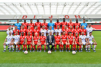 Team of Dijon during photoshooting of Dijon FCO for new season 2017/2018 on September 11, 2017 in Dijon, France. (Photo by Vincent Poyer/Icon Sport)