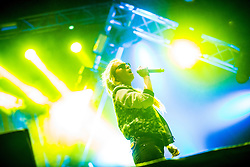 Guano Apes during music festival Schengen fest, 30. July / 1. August in Vinica, Slovenia.  Photo by Grega Valancic / Sportida