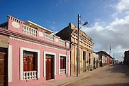 Street in Gibara, Holguin, Cuba.