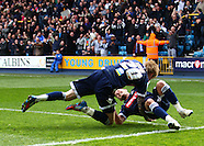 Millwall v Leicester City 140412