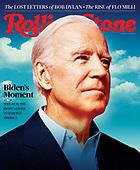 October 19, 2020 (Worldwide):  Rolling Stone Endorses Joe Biden for President