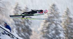 01.01.2015, Olympiaschanze, Garmisch Partenkirchen, GER, FIS Ski Sprung Weltcup, 63. Vierschanzentournee, Probedurchgang, im Bild Severin Freund (GER) // during Trial Jump of 63rd Four Hills Tournament of FIS Ski Jumping World Cup at the Olympiaschanze, Garmisch Partenkirchen, Germany on 2015/01/01. EXPA Pictures © 2015, PhotoCredit: EXPA/ JFK