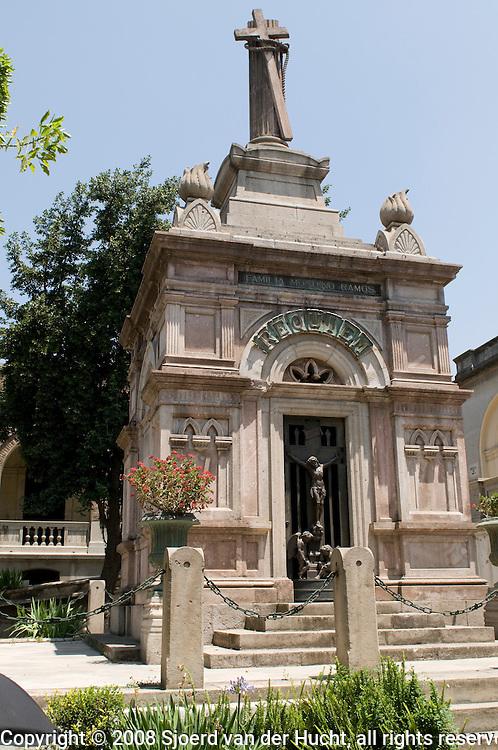Cementerio Católico de Santiago, Chile / Katholieke begraafplaats in Santiago, Chili / The Catholic Graveyard of Santiago, Chile