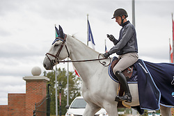 Whatelet Gregory, (BEL), Dylano<br /> Spruce Meadows Masters - Calgary 2015<br /> © Hippo Foto - Dirk Caremans<br /> 08/09/15