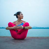 Yoga in Beijing Full Gallery
