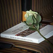 NLD/Heemstede/20151116 - Boekpresentatie De Zin van het Leven,