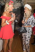 GEORGIA LAWSON; HANNAH CARR-ELLISON, Bella Howard 30th birthday, Castle Howard, Dress code: Flower Fairies and Prince Charming, 3 September 2016