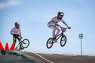 2021 UCI BMXSX World Cup<br /> Round 2 at Verona (Italy)<br /> Qualification<br /> ^mu#663 LINDBERG, Einar (SWE, MU) UCI_Centre