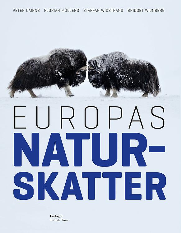 Europas Naturskatter, Norwegian, 2010, ISBN 978-82-92916-08-7
