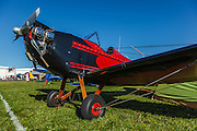 Bowers Fly Baby 1A at 2014 Hood River Fly-In at WAAAM.