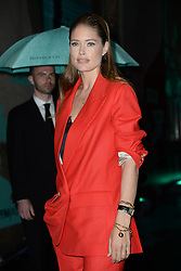 May 3, 2018 - New York, NY, USA - May 3, 2018  New York City..Doutzen Kroes attending Tiffany & Co. 'Paper Flowers' jewelry collection launch on May 3, 2018 in New York City. (Credit Image: © Kristin Callahan/Ace Pictures via ZUMA Press)