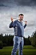 Matt Le Tissier shot at Remedy Oak GC Matt Le Tissier portrait