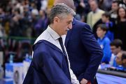 DESCRIZIONE : Beko Legabasket Serie A 2015- 2016 Dinamo Banco di Sardegna Sassari - Obiettivo Lavoro Virtus Bologna<br /> GIOCATORE : Marco Calvani<br /> CATEGORIA : Ritratto Delusione Allenatore Coach Postgame<br /> SQUADRA : Dinamo Banco di Sardegna Sassari<br /> EVENTO : Beko Legabasket Serie A 2015-2016<br /> GARA : Dinamo Banco di Sardegna Sassari - Obiettivo Lavoro Virtus Bologna<br /> DATA : 06/03/2016<br /> SPORT : Pallacanestro <br /> AUTORE : Agenzia Ciamillo-Castoria/L.Canu