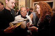 ALICE BAMFORD; REBEKAH WADE;, , The cartier Racing Awards hosted by Arnaud Bamberger and the hon Harry Herbert. Claridges. London. 17 November 2009.