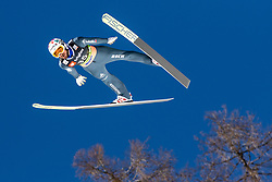 Killian Peier (SUI) during the Qualification round of the Ski Flying Hill Individual Competition at Day 1 of FIS Ski Jumping World Cup Final 2019, on March 21, 2019 in Planica, Slovenia. Photo by Matic Ritonja / Sportida