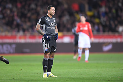 February 4, 2018 - Monaco, France - 11 MEMPHIS DEPAY (ol) - JOIE - DECEPTION (Credit Image: © Panoramic via ZUMA Press)