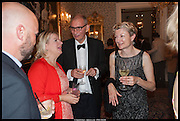 GRAHAME ARCHER; ALLISON PEARSON; NICK COHEN; ANNE-MARIE ELLIS, launch of Sophie Hannah's Agatha Christie ' The Monogram Murders ' at the Ritz London. 8 September 2014