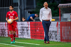 12-05-2018 NED: FC Utrecht - Heerenveen, Utrecht<br /> FC Utrecht win second match play off with 2-1 against Heerenveen and goes to the final play off / (L-R) Mark van der Maarel #2 of FC Utrecht, Coach Jurgen Streppel