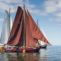 Lemmer Ahoy 2017 Skûtsjesilen