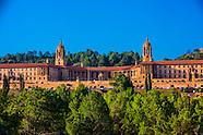 South Africa-Pretoria-Union Buildings