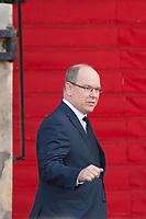 Albert de Monaco Obsèques de Jacques Chirac Lundi 30 Septembre 2019 église Saint Sulpice Paris
