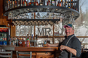 Photo Shoot of food and Chef Harding Lee Smith at the Mountain Room at Sunday River, Maine