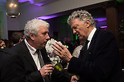 ROD LIDDLE; WILLIAM SHAWCROSS, The Brown's Hotel Summer Party hosted by Sir Rocco Forte and Olga Polizzi, Brown's Hotel. Albermarle St. London. 14 May 2015