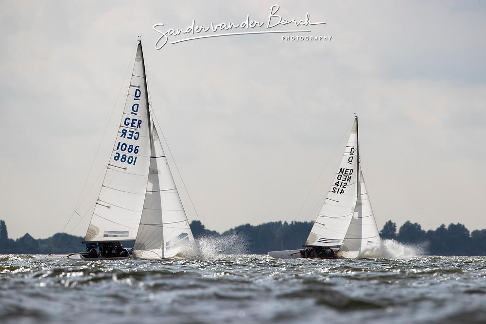 NK Draak  16 September, 2021 © Sander van der Borch
