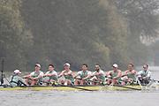 Putney, London, Varsity Boat Race, 07/04/2019, Embankment, Oxford V Cambridge, Men's Race, Women's Race, Championship Course,<br /> [Mandatory Credit: Patrick WHITE], Sunday,  07/04/2019,  3:18:25 pm,  Crew: Dave BELL, <br /> James CRACKNELL, <br /> Grant BITLER, <br /> Dara ALIZADEH, <br /> Cullum SULLIVAN, <br /> Sam HOOKWAY, <br /> Freddie DAVIDSON, <br /> Natan WEGRZYCHI-SZYMCZYK, <br /> Cox, Matthew HOLLAND