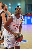 Dionte Christmas - 27.12.2014 - Paris Levallois / Nancy - 15eme journee de Pro A<br />