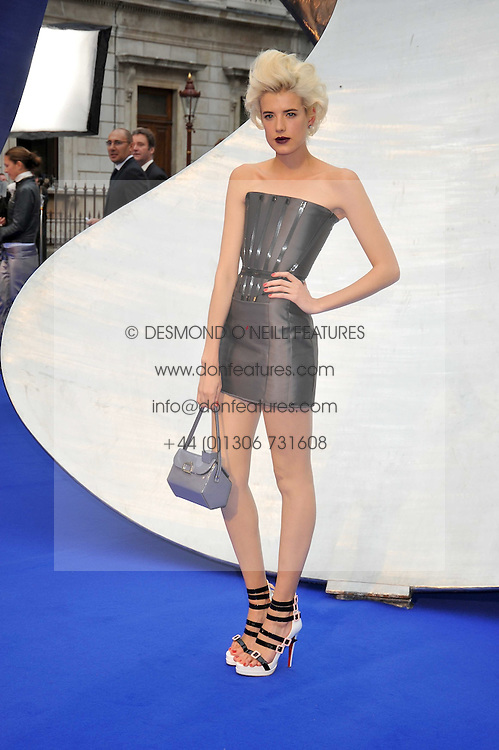 AGYNESS DEYN at the Royal Academy of Arts Summer Party held at Burlington House, Piccadilly, London on 3rd June 2009.