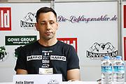Boxen: Universum Boxpromotion, Boxgala, Pk, Hamburg, 16.06.2021<br /> Felix Sturm (GER)<br /> © Torsten Helmke