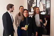 CHARLES LEIBERT; LENA EVSTAFEN; OXANA TARAKAVIOR; TATIANA KAN, S2 Gallery 'Just Now' Preview , Curated by Bert Breuk - Sothebys, St George st. London W1. 29 January 2014