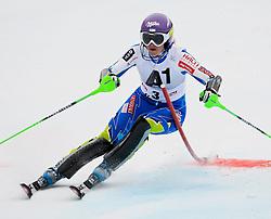 29-12-2011 SKIEN: FIS WORLD CUP: LIENZ<br /> Tina Maze SLO // during Giant Slalom second Run at FIS Ski Worldcup at Worldcupcourse Hochstein in Lienz<br /> **NETHERLANDS ONLY** <br /> ©2011-FotoHoogendoorn.nl/EXPA/M. Gruber