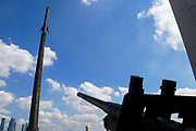 the Museum of the Great Patriotic War, Park Pobedy (Victory Park), Moscow, Russia