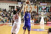 DESCRIZIONE : Roma Lega A 2013-2014 Acea Roma Pallacanestro Cantu<br /> GIOCATORE : Marco Cusin<br /> CATEGORIA : tiro<br /> SQUADRA : Pallacanestro Cantu<br /> EVENTO : Roma Lega A 2013-2014 Acea Roma Pallacanestro Cantu<br /> GARA : Acea Roma Pallacanestro Cantu<br /> DATA : 03/11/2013<br /> SPORT : Pallacanestro <br /> AUTORE : Agenzia Ciamillo-Castoria/M.Simoni<br /> Galleria : Lega Basket A 2013-2014  <br /> Fotonotizia :Roma Lega A 2013-2014 Acea Roma Pallacanestro Cantu<br /> Predefinita :