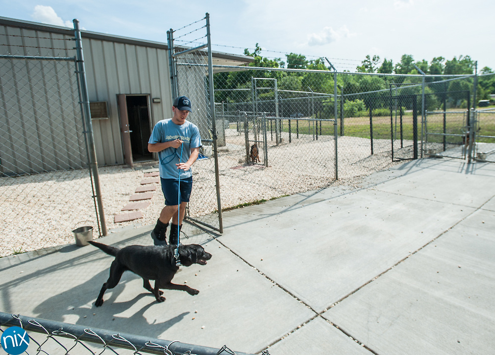 The Humane Society of Concord & Greater Cabarrus County's Ruth's Memorial Shelter.