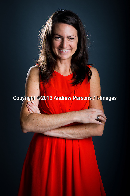 Portraits of Polly Courtney United Kingdom. September 9th, 2013. Picture by Andrew Parsons / i-Images
