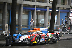 June 11, 2018 - Le Mans, FRANCE - 39 GRAFF SO24 (FRA) ORECA 07 GIBSON VINCENT CAPILLAIRE (FRA) JONATHAN HIRSCHI (CHE) TRISTAN GOMMENDY  (Credit Image: © Panoramic via ZUMA Press)