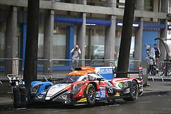 June 11, 2018 - Le Mans, FRANCE - 39 GRAFF SO24 (FRA) ORECA 07 GIBSON VINCENT CAPILLAIRE (FRA) JONATHAN HIRSCHI (CHE) TRISTAN GOMMENDY  (Credit Image: © Panoramic via ZUMA Press)