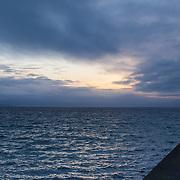 Today's Winter Sunrise  at Narragansett Town Beach, Narragansett, RI,  March  6, 2013.