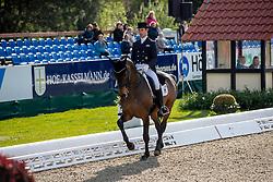 WERNDL Benjamin (GER), Famoso OLD<br /> Hagen - Horses and Dreams 2019 <br /> Grand Prix de Dressage CDI4* Special Tour<br /> 27. April 2019<br /> © www.sportfotos-lafrentz.de/Stefan Lafrentz