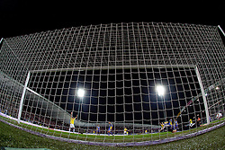 Goal at 2nd Round of Europe League football match between NK Maribor (Slovenia) and Birmingham City (England), on September 29, 2011, in Maribor, Slovenia.  (Photo by Urban Urbanc / Sportida)