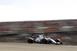 October 21, 2017 - Austin, United States of America - Motorsports: FIA Formula One World Championship 2017, Grand Prix of United States, ..#18 Lance Stroll (CAN, Williams Martini Racing) (Credit Image: © Hoch Zwei via ZUMA Wire)