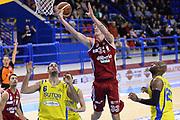 DESCRIZIONE : Porto San Giorgio Lega serie A 2013/14  Sutor Montegranaro Varese<br /> GIOCATORE : Achille Polonara<br /> CATEGORIA : tiro sottomano<br /> SQUADRA : Pallacanestro Varese<br /> EVENTO : Campionato Lega Serie A 2013-2014<br /> GARA : Sutor Montegranaro Pallacanestro Varese<br /> DATA : 23/11/2013<br /> SPORT : Pallacanestro<br /> AUTORE : Agenzia Ciamillo-Castoria/M.Greco<br /> Galleria : Lega Seria A 2013-2014<br /> Fotonotizia : Porto San Giorgio  Lega serie A 2013/14 Sutor Montegranaro Varese<br /> Predefinita :