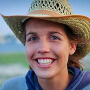 Cowboy hat, Egypt (January 2008)