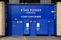 Football - 2020 / 2021 Premier League - Leicester City vs Liverpool - King Power Stadium<br /> <br /> A general view outside the ground.<br /> <br /> COLORSPORT/ASHLEY WESTERN